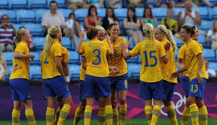 Canadá venció a Australia en fútbol femenino — JuegosOlímpicos