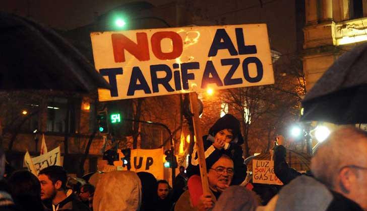 La Corte Suprema de Justicia anuló el aumento de gas — Tarifazo