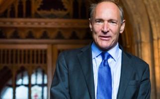 """Tim Berners-Lee, el cerebro detrás de lo que hoy llamamos """"Internet"""". Foto: Wikimedia Commons."""