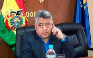Viceministro de Interior boliviano fue asesinado por mineros que lo mantenían como rehén. Foto: EFE