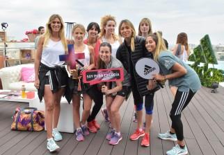 Adidas presenta en Uruguay las PureBOOST X, zapatillas deportivas exclusivas para mujeres