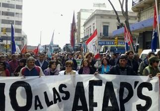 PIT-CNT reclama una Ley para que cincuentones abandonen las AFAPS y sólo aporten al BPS