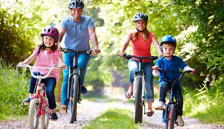 Cinco razones para andar en bicicleta. Foto: Pixabay