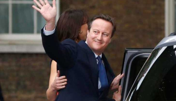 Ex primer ministro británico Cameron renuncia como parlamentario conservador