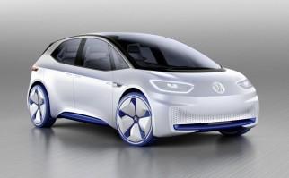 Prototipo de Volkswagen I.D. Foto: VW.