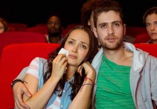 Ver películas de drama nos ayuda a aliviar el dolor