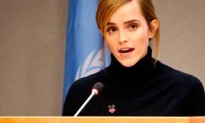 Emma Watson denuncia la desigualdad de género en las universidades