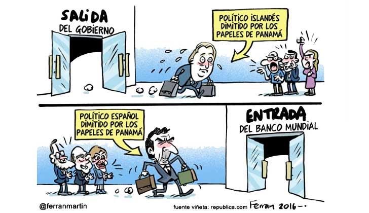 """Indignación y polémica en España por el """"caso Soria"""". Foto: @ferranmartin"""