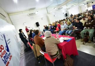 El Frente Amplio resolvió por amplia mayoría postergar la reforma constitucional para lograr mayor acuerdo en la fuerza política