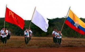 UE suspenderá a las FARC de su lista de grupos terroristas. Foto: @FARC_EPeace