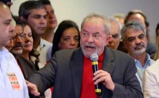 Lula anunció que será candidato a la presidencia en 2018 Foto: @ptbrasil