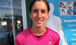 María Pía Fernández obtuvo dos medallas de Oro en el Sudamericano Sub 23