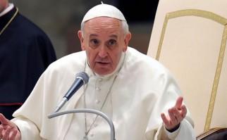 """Papa Francisco: """"Más allá de la necesaria ayuda humanitaria, Medio Oriente desea la paz""""."""