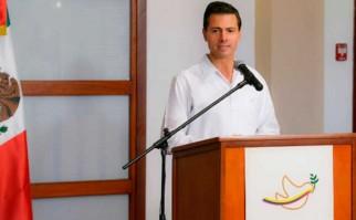 México: Peña Nieto se compromete a esclarecer el caso Ayotzinapa Foto:  @PresidenciaMX