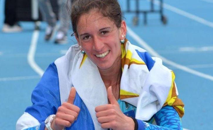 Medalla de Oro para María Pía Fernández en Sudamericano Sub 23