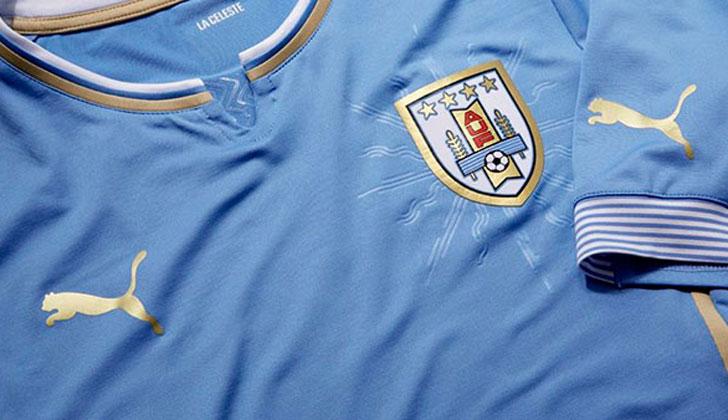Puma seguirá vistiendo a la selección de Uruguay