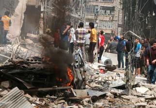 ONU reporta 213 muertos en Alepo durante los últimos días