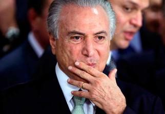 Brasil: autorizan investigar a Temer por corrupción