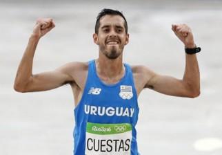 Nicolás Cuestas fue el más rápido en la 10k de Madrid