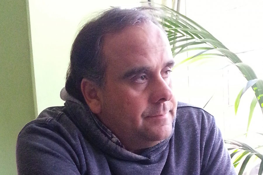 Joselo López, secretario ejecutivo del PIT-CNT.