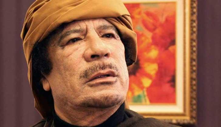 Cinco años después de la muerte de Gadafi Libia está sumergido en el caos y la pobreza.