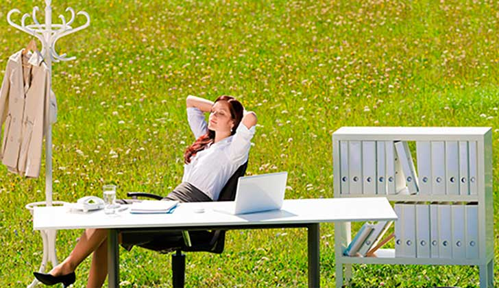 Popices el nuevo concepto de oficinas al aire libre for Concepto de oficina