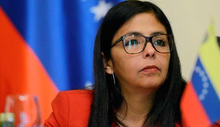 """Venezuela anuncia que asistirá a la reunión del Mercosur """"convocada ilegalmente"""" por Argentina. Foto: @DrodriguezVen"""