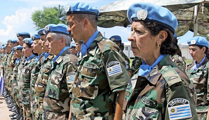Resultado de imagen para uruguay militares