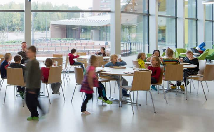 Es posible que uruguay adopte el modelo educativo de for Comedor de escuela