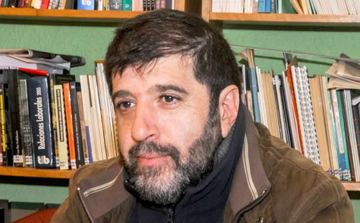 Fernando Pereira, presidente del PIT-CNT / Foto: PIT-CNT