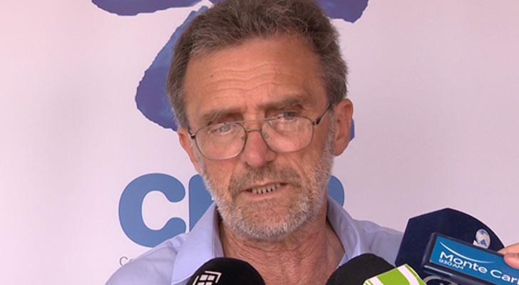 Héctor Florit, consejero de Educación Inicial y Primaria / Foto: Presidencia