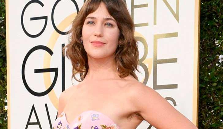 Lola Kirke se suma a las actrices que reivindican el derecho a no depilarse. Foto: Twitter