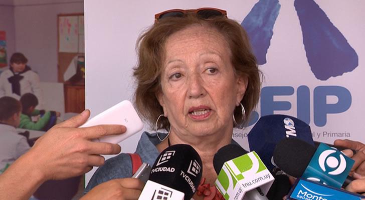 Ministra de Educación y Cultura, María Julia Muñoz / Foto: Presidencia