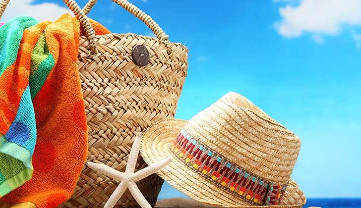 Recomendaciones para cuidarse del sol y disfrutar del verano sin riesgos. Foto: Pixabay