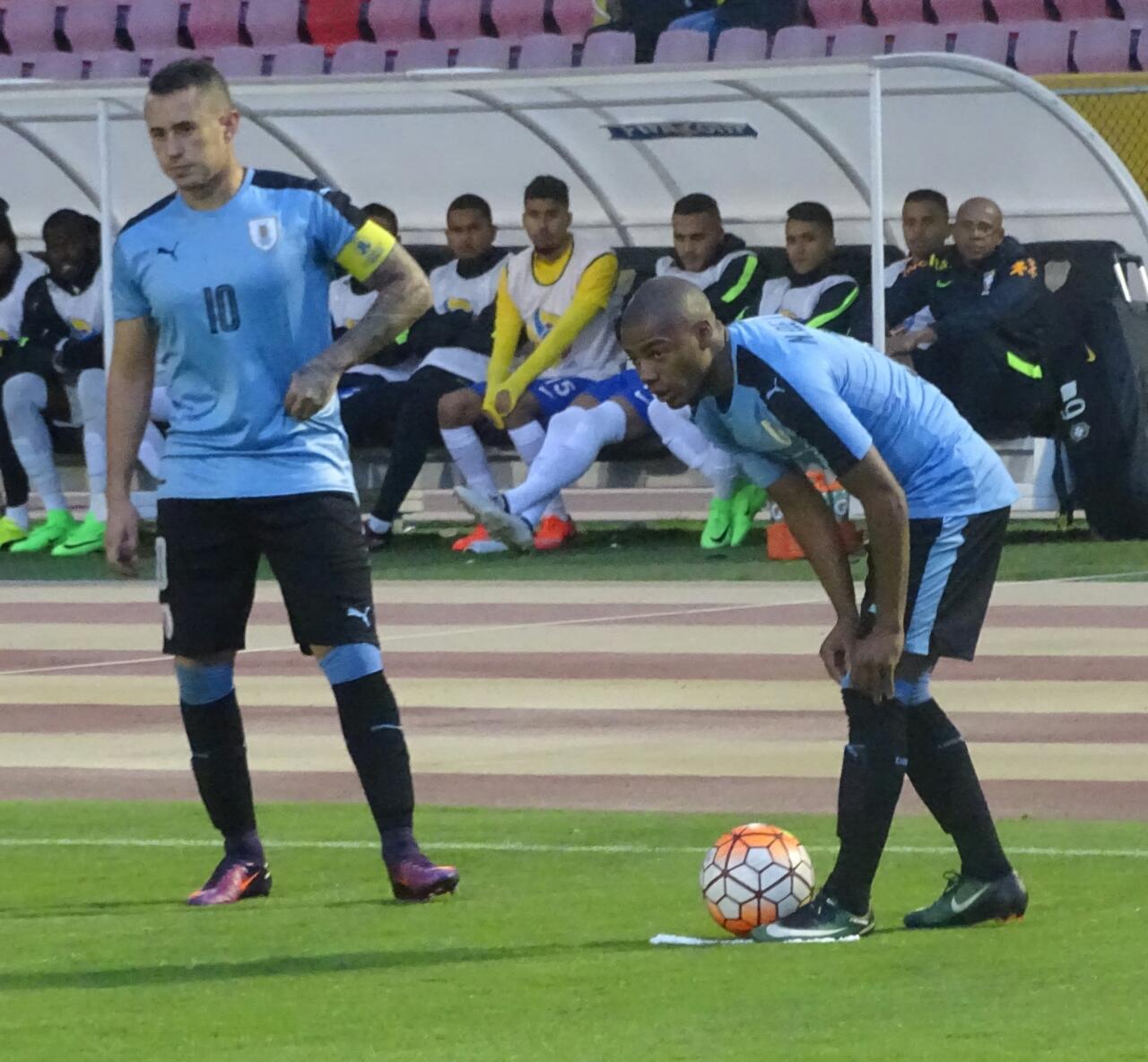 Sudamericano Sub-20: Uruguay se clasifica al Mundial de Corea 2017