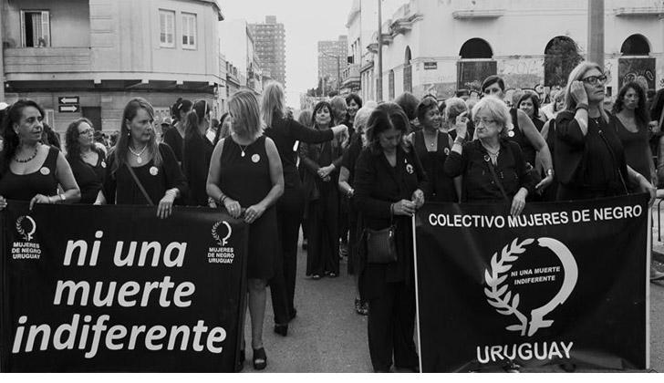 Foto: Colectivo Mujeres de Negro.