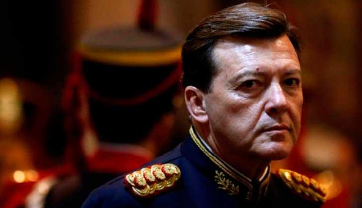 Detienen al exjefe del Ejército argentino por crímenes en dictadura,