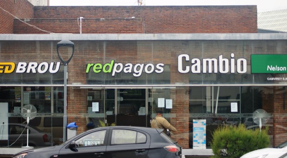 Sede de Cambio Nelson en Punta del Este. Foto cortesía de Google Street View.