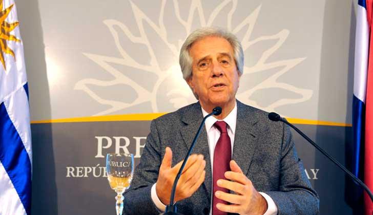 COFE recurrirá el decreto antipiquete de Vázquez. Foto: Presidencia