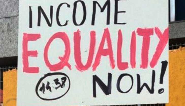 Violencia hacia las mujeres — Discriminación salarial