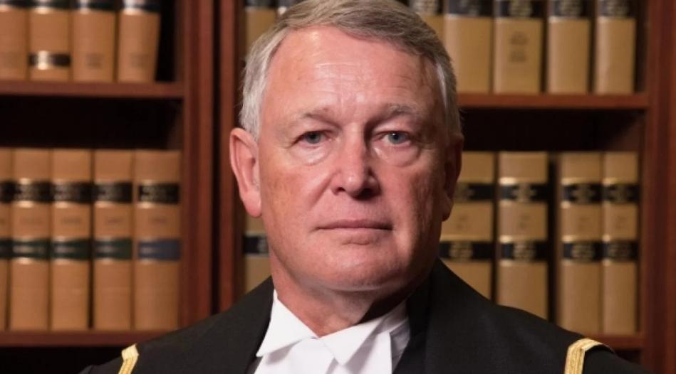 Juez Robin Camp