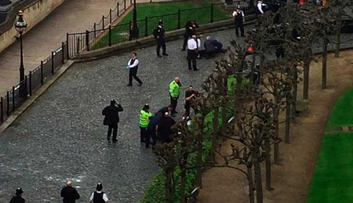 Trump condena ataques terroristas en Londres