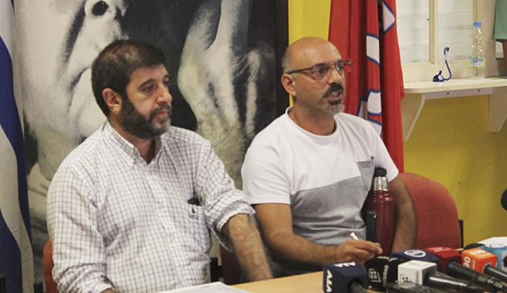 Empresario acusado no tiene relación con la central — PIT-CNT