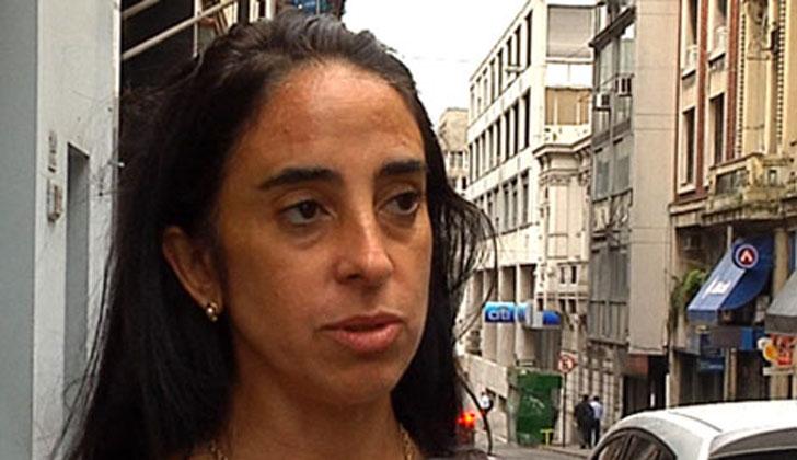 Jueza penal de 16° Turno, Julia Staricco.