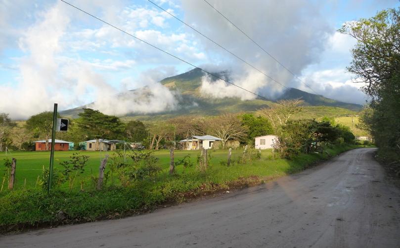 Un paisaje típico de Liberia, Costa Rica. Foto: Patrick Nouhailler