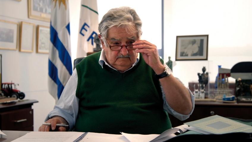 "Foto: Documental ""Pepe Mujica. El Presidente"""