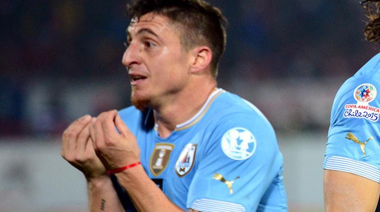 Cristian Rodríguez se pierde por lesión partidos contra Irlanda e Italia