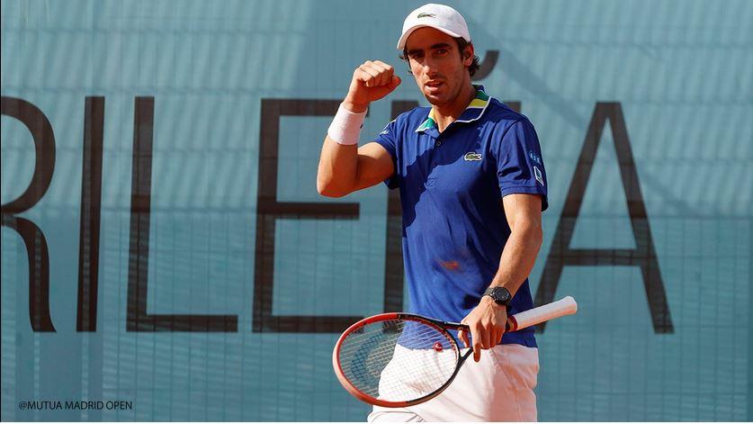 Nadal derrota a Djokovic y es finalista del Master 1.000 de Madrid