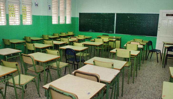 Paro en escuelas de Montevideo por agresión a una directora