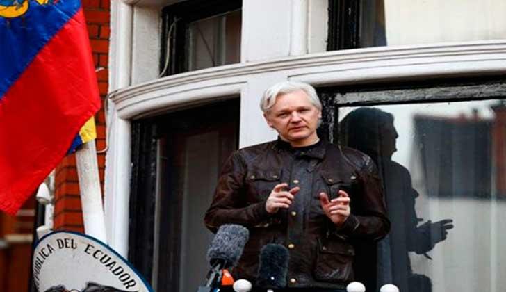"""Rafael Correa: """"El caso de Assange es una de las grandes injusticias de la historia reciente"""". Foto: archivo"""